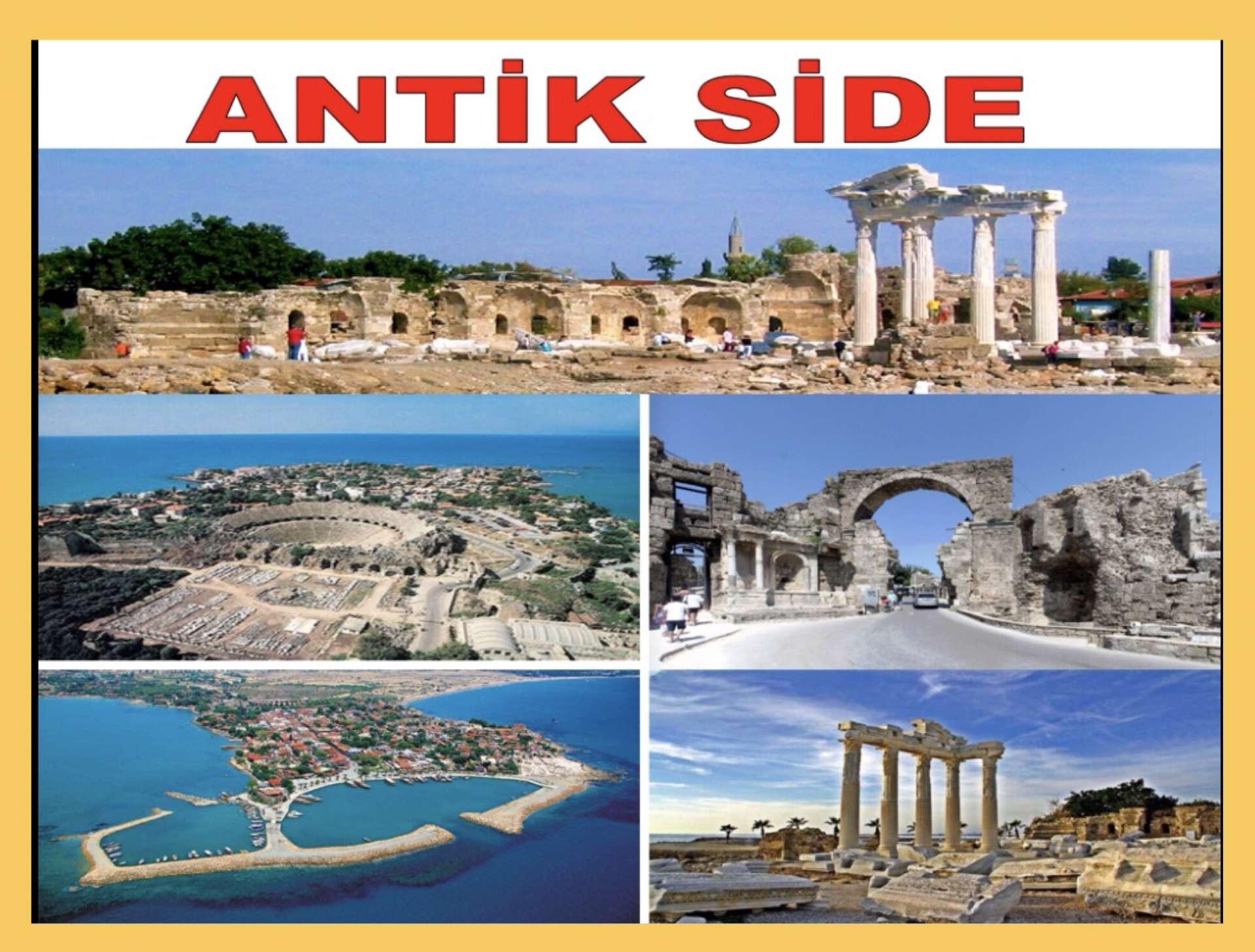 Antik Side